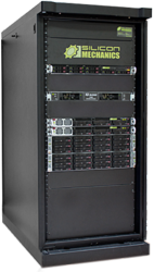 SLU Cluster Rack
